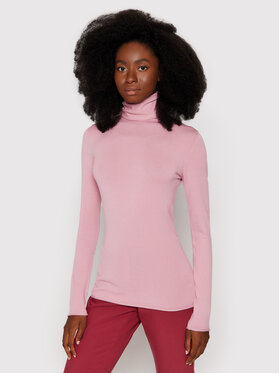 MAX&Co. MAX&Co. Поло Diedro 63619021 Розов Slim Fit