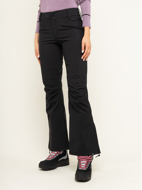 Roxy Roxy Pantaloni da snowboard Creek ERJTP03089 Nero Skinny Fit