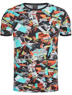 Rage Age Rage Age T-shirt Olimp 1 Multicolore Slim Fit