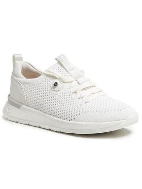 Ugg Ugg Sneakersy W Tay 1119486 Biela