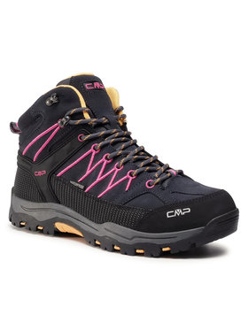 CMP CMP Turistiniai batai Kids Rigel Mid Trekking Shoes Wp 3Q12944J Juoda