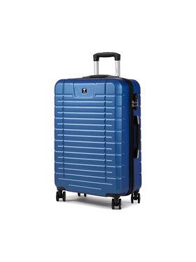Dielle Dielle Μεσαία Σκληρή Βαλίτσα D91 Σκούρο μπλε