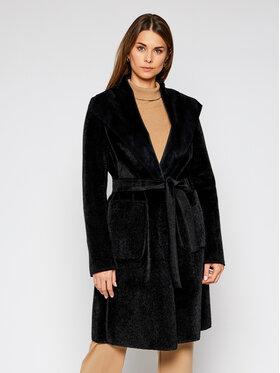 Pennyblack Pennyblack Prechodný kabát Riserva 10140420 Čierna Regular Fit