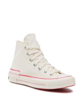 Converse Converse Sneakers aus Stoff Chuck 70 Hi 568800C Beige