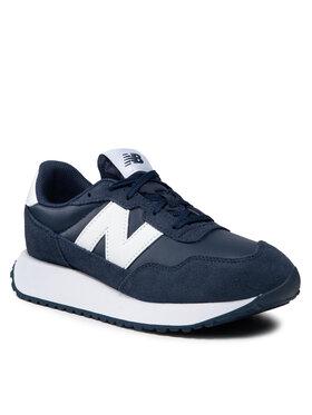 New Balance New Balance Sneakersy GS237NV1 Granatowy