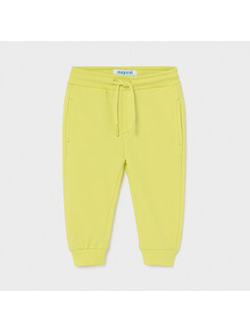 Mayoral Mayoral Pantalon jogging 711 Vert Regular Fit