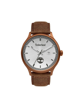 Timberland Timberland Ρολόι Allendalle II TDWGB2102203 Καφέ