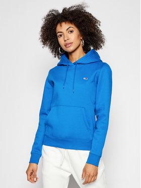 Tommy Jeans Tommy Jeans Sweatshirt Tjw Fleece Hoodie DW0DW09228 Dunkelblau Regular Fit