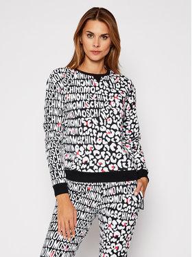 MOSCHINO Underwear & Swim MOSCHINO Underwear & Swim Bluză ZUA1718 9005 Colorat Regular Fit