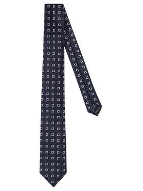 JOOP! Joop! Kaklaraištis 30019996 Tamsiai mėlyna