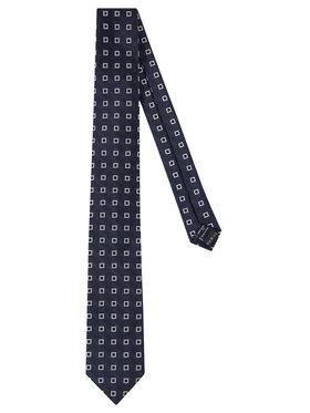 JOOP! Joop! Krawatte 30019996 Dunkelblau