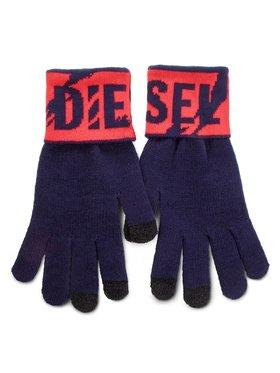 Diesel Diesel Pánské rukavice K-Screex Glove 00SJ4V 0NABQ 8AT Tmavomodrá