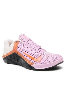 Nike Nike Cipő Metcon 6 AT3160 686 Rózsaszín