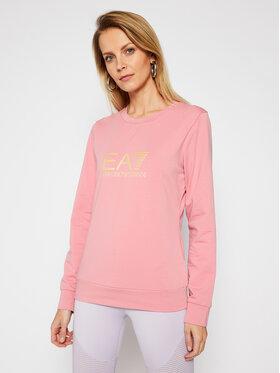 EA7 Emporio Armani EA7 Emporio Armani Sweatshirt 8NTM39 TJ31Z 1436 Rosa Regular Fit