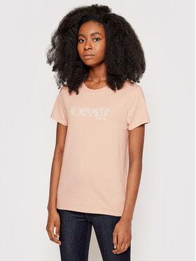 Levi's® Levi's® T-shirt The Perfect 17369-1624 Ružičasta Regular Fit