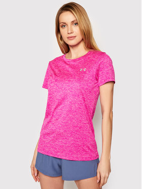 Under Armour Under Armour Технічна футболка Tech™ Twist 1277206 Рожевий Loose Fit