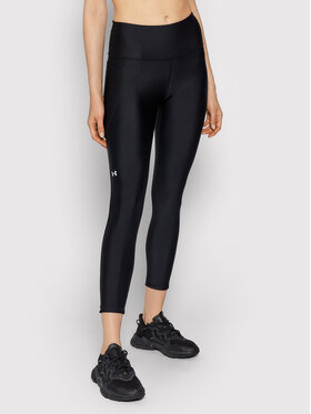 Under Armour Under Armour Leggings No-Slip Waistband Ankle Fekete Slim Fit