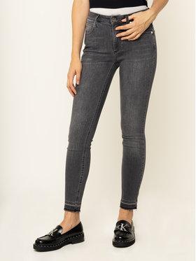 Calvin Klein Calvin Klein Blugi Slim Fit K20K201707 Gri Slim Fit
