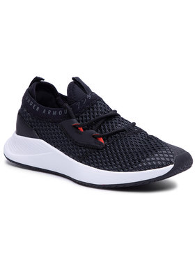 Under Armour Under Armour Παπούτσια Ua W Charged Breathe Smrzd 3022585-001 Μαύρο
