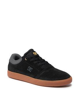 DC DC Sneakersy Crisis ADYS100029 Čierna