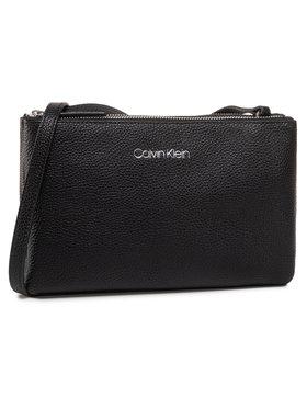 Calvin Klein Calvin Klein Τσάντα Ck Everyday Duo Crossbody K60K606768 Μαύρο