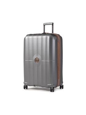 Delsey Delsey Nagy kemény borítású bőrönd St Tropez 00208783011 Szürke