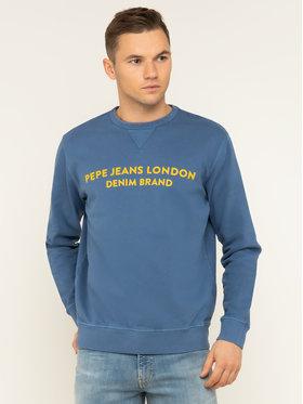 Pepe Jeans Pepe Jeans Sweatshirt Avalon PM581719 Bleu marine Regular Fit