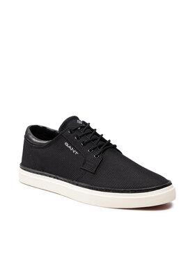 Gant Gant Sneakersy Prepville 23637062 Černá