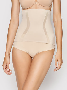 Cupid Cupid Corset Middle Manager Step-In 4286 Bej