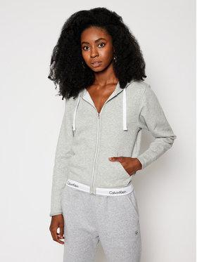 Calvin Klein Underwear Calvin Klein Underwear Bluză QS5667E Gri Regular Fit