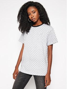 Vans Vans T-Shirt Make Me Your Own VN0A4V3T Bunt Regular Fit