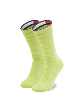 Tommy Jeans Tommy Jeans Hohe Unisex-Socken 701210863 Gelb