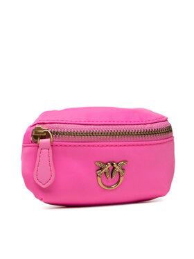 Pinko Pinko Kleingeldbörse Mini Pouch 1P22G5 AI 21-22 PLTT 1P22G5 Y7KZ Rosa