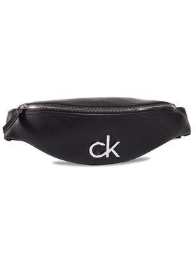 Calvin Klein Calvin Klein Ledvinka Re-Lock Waistbag K60K606778 Černá