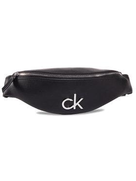Calvin Klein Calvin Klein Saszetka nerka Re-Lock Waistbag K60K606778 Czarny