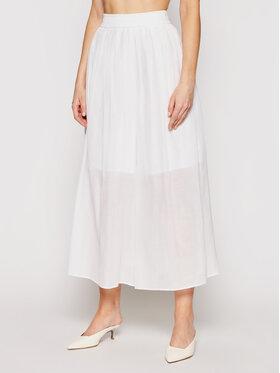 Marella Marella Jupe-culotte Polonia 31311015 Blanc Loose Fit