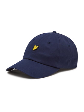 Lyle & Scott Lyle & Scott Καπέλο Jockey Baseball Cap HE906A Σκούρο μπλε