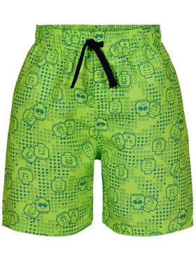 LEGO Wear LEGO Wear Pantaloni scurți pentru înot 351 22428 Verde Regular Fit