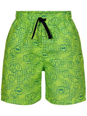 LEGO Wear LEGO Wear Szorty kąpielowe 351 22428 Zielony Regular Fit
