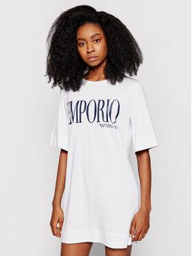 Emporio Armani Underwear Emporio Armani Underwear Vestito da giorno 262676 1P340 71710 Bianco Regular Fit