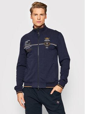Aeronautica Militare Aeronautica Militare Sweatshirt 212FE1633F442 Bleu marine Regular Fit