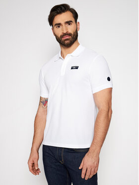 North Sails North Sails Polo PRADA Howick 452015 Bianco Regular Fit