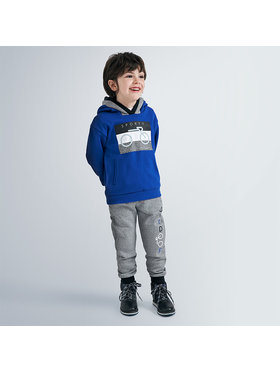 Mayoral Mayoral Ensemble de 2 pantalons de survêtement et sweatshirt 4817 Multicolore Regular Fit