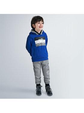 Mayoral Mayoral Komplet 2 par spodni dresowych i bluza 4817 Kolorowy Regular Fit
