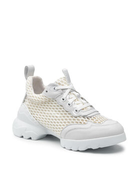 Carinii Carinii Sneakers B7396 Alb