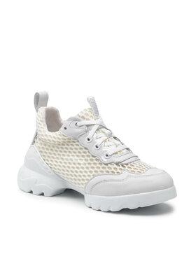 Carinii Carinii Sneakersy B7396 Biela