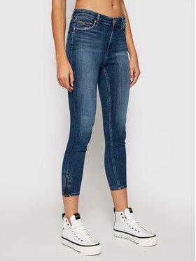 Tommy Jeans Tommy Jeans Дънки Skinny Fit Nora DW0DW09002 Тъмносин Skinny Fit