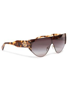Michael Kors Michael Kors Sluneční brýle Park City 0MK1080 10068G Hnědá