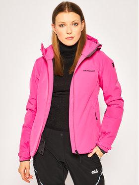 Peak Performance Peak Performance Kurtka narciarska Anima G66595001 Różowy Regular Fit
