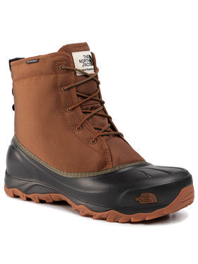 The North Face The North Face Cizme de zăpadă Tsumoru Boot T93MKSGW5 Maro